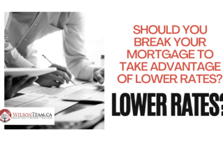 Ottawa Mortgage Brokers | Breaking Your Mortgage for a Lower Rate
