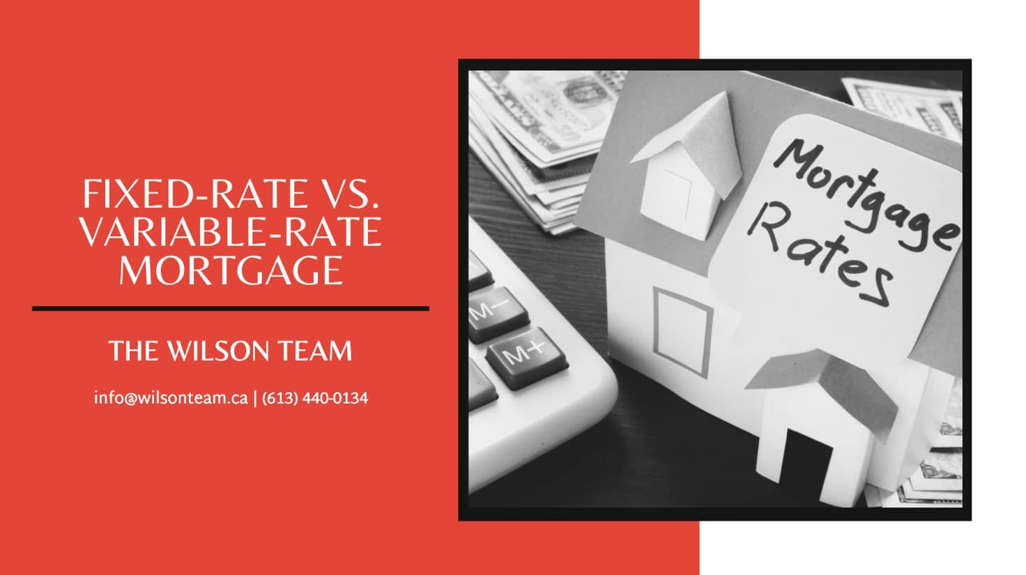 Ottawa Mortgage Options | Fixed vs Variable Interest Rate